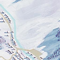 KitzSki Map 41 Gaisberg